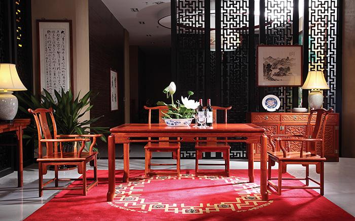 中华传统红木家具文化复兴倒计时