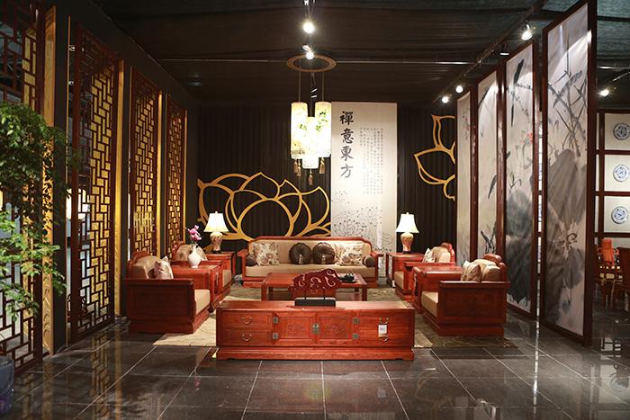 第30届家具名红木(东莞)展览,国寿展厅家具欣国际工作深圳雅兰怎么样有限公司图片